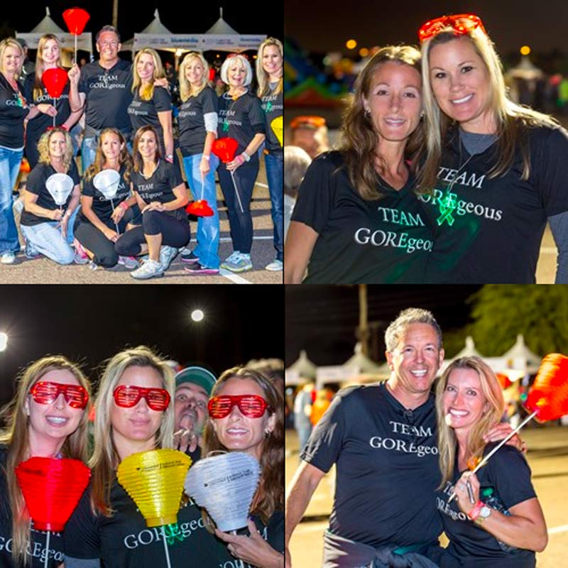 Light the Night Walk - Leukemia and Lymphoma Society